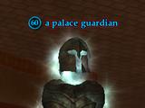 A palace guardian