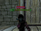 A vile summoner