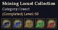 Shining Locust Collection