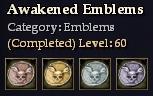 Awakened Emblems