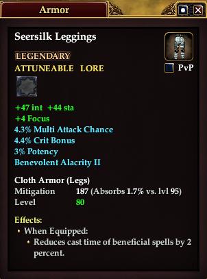 Seersilk Leggings (Version 1)
