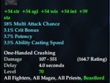 Emerald Hammer (Version 1)