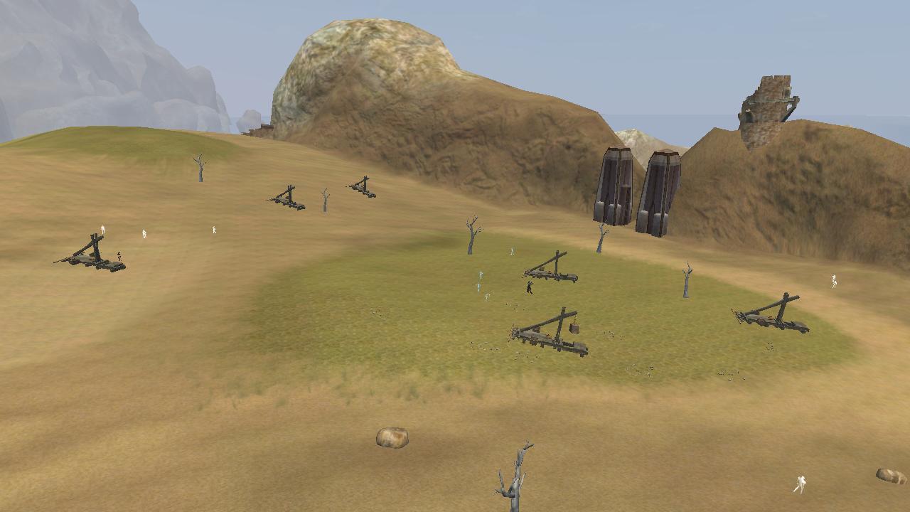 The Siege Lands