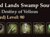 Withered Lands Swamp Souvenirs