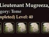 1st Lieutenant Mugreeza, 289 AS (Collection)