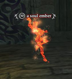 A soul ember