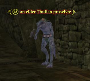 An elder Thulian proselyte
