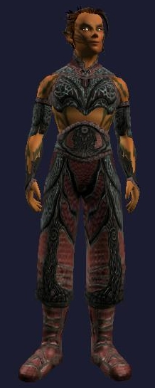 Quarrelsome Tunic (Level 77)