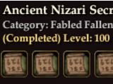 Ancient Nizari Secrets