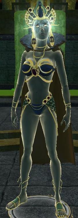 Return of the Forgotten Goddess