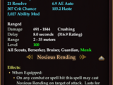 Pouch of Aetherscar Shards
