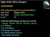 Sigil of the Silver Reaper
