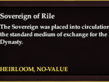 Sovereign of Rile