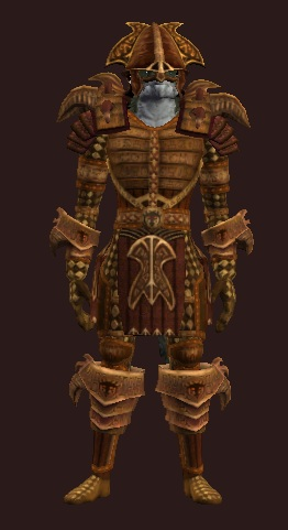 Animist's Elysian (Armor Set)
