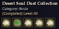 Desert Soul Dust Collection
