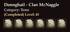 Donnghail - Clan McNaggle (Collection)