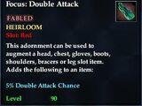 Focus: Double Attack