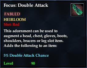 Focus: Double Attack