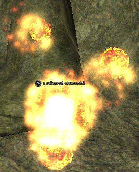 Released elemental