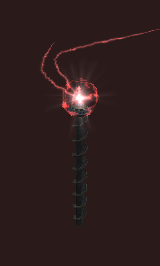 Crimson Lightning Screw