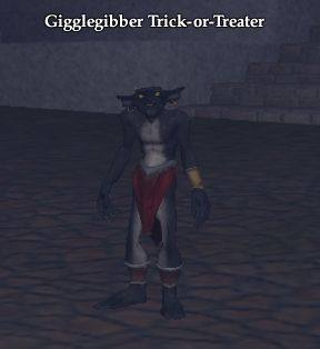 Gigglegibber Trick-or-Treater