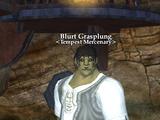 Blurt Grasplung