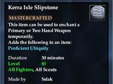 Kerra Isle Slipstone
