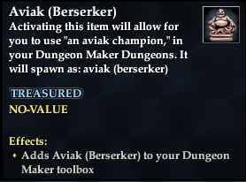 Aviak (Berserker)