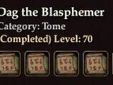 Dag the Blasphemer (Collection)