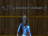 A doomed visitant