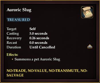 Auroric Slug