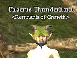 Phaerus Thunderhorn