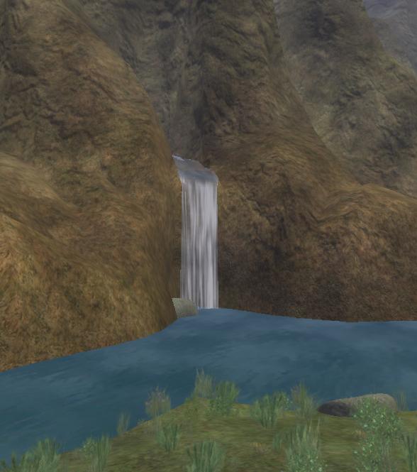 Rivergate Cascade