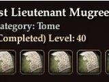 1st Lieutenant Mugreeza, 291 AS (Collection)
