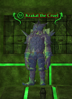 Krakat the Cruel