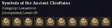 Symbols of the Ancient Chieftains