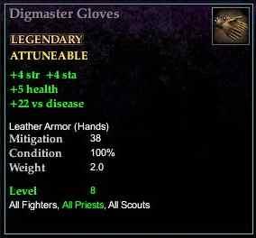 Digmaster Gloves