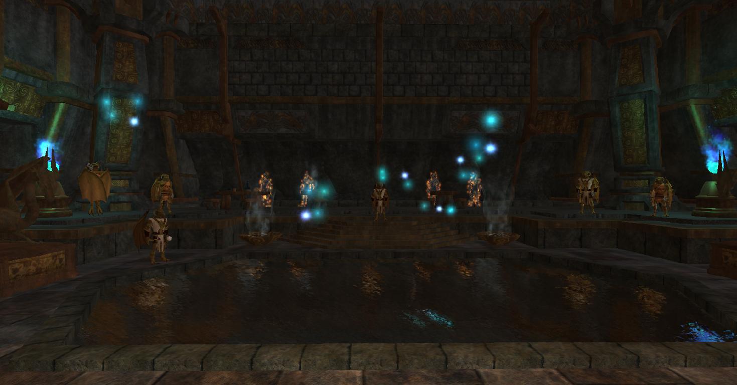 Pool of Spirits