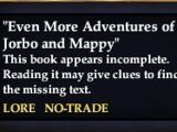 Even More Adventures of Jorbo and Mappy (Quest Starter)