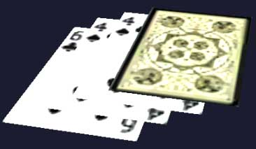 Zoe's Wild Deck of Playing Cards