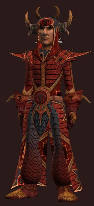 Invoker's Seraphic (Armor Set)