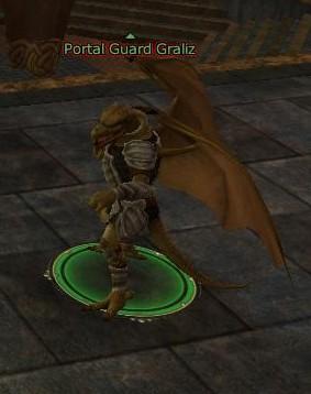 Portal Guard Graliz