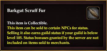 Barkgut Scruff Fur