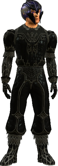 Dark Arts Set (Armor Set)