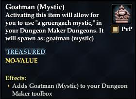 Goatman (Mystic)