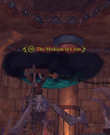 The Medium of Cron