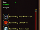 Introduction to Coldain Gem Refining