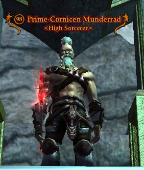 Prime-Cornicen Munderrad (Challenge Mode Epic)