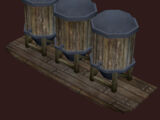 Wooden Fermentation Tanks