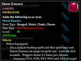 Storm Essence